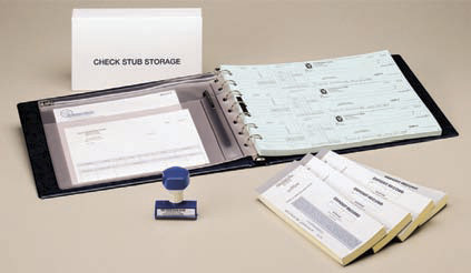 3-On-A-Page Checks: The system that simplifies check writing and record keeping.